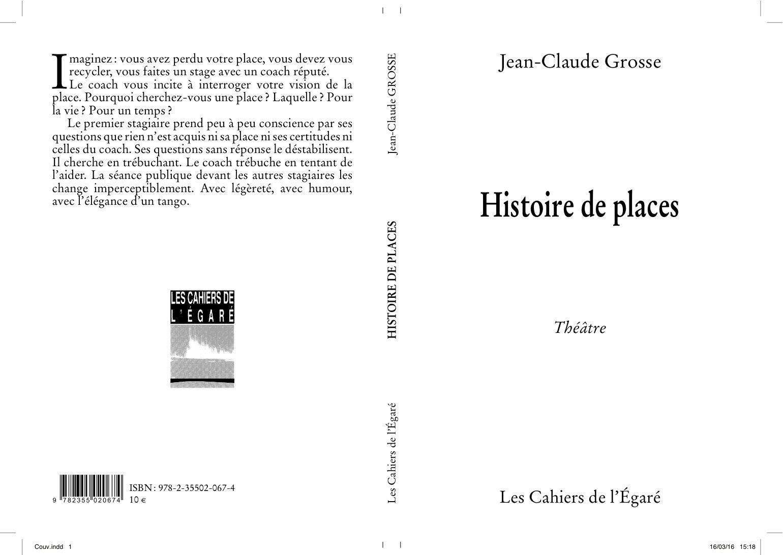 quelques textes de théâtre des Cahiers de l'Égaré