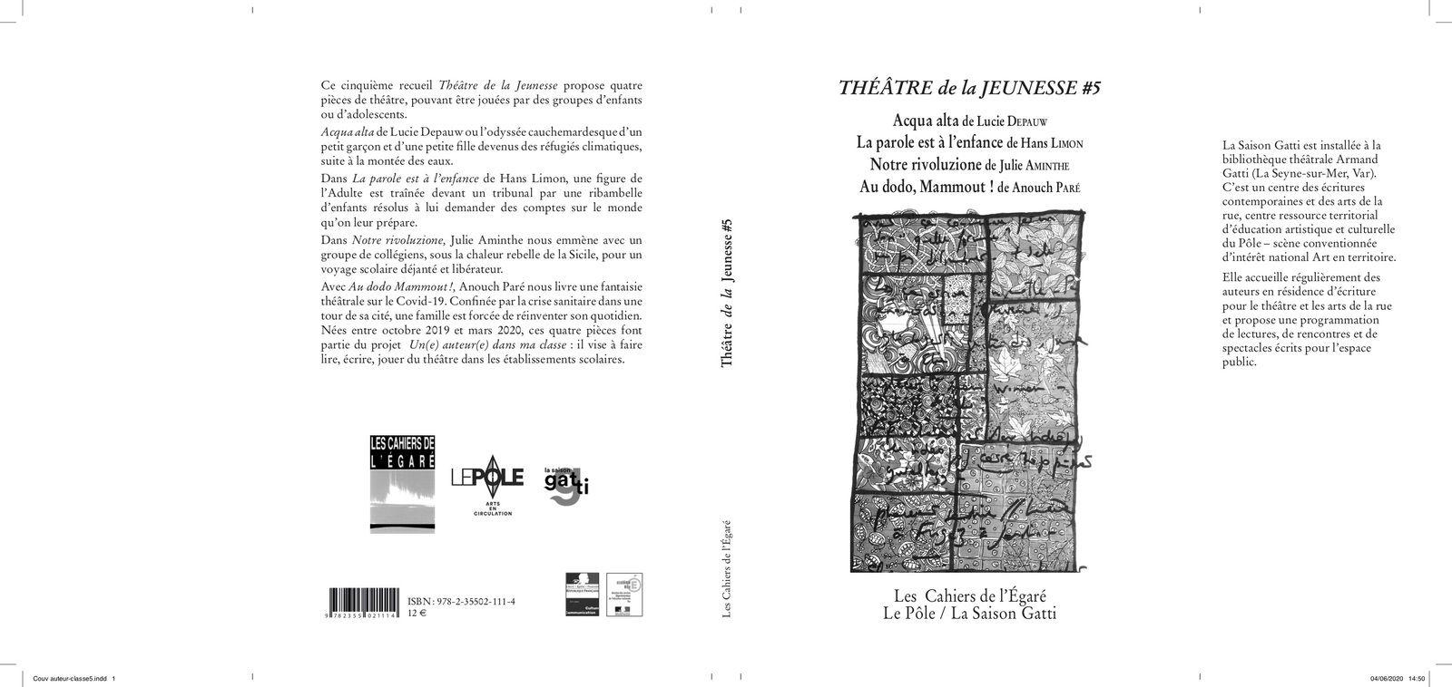 article paru le 17 août 2020 annonçant la parution du Germain Nouveau par José Lenzini; titres récents