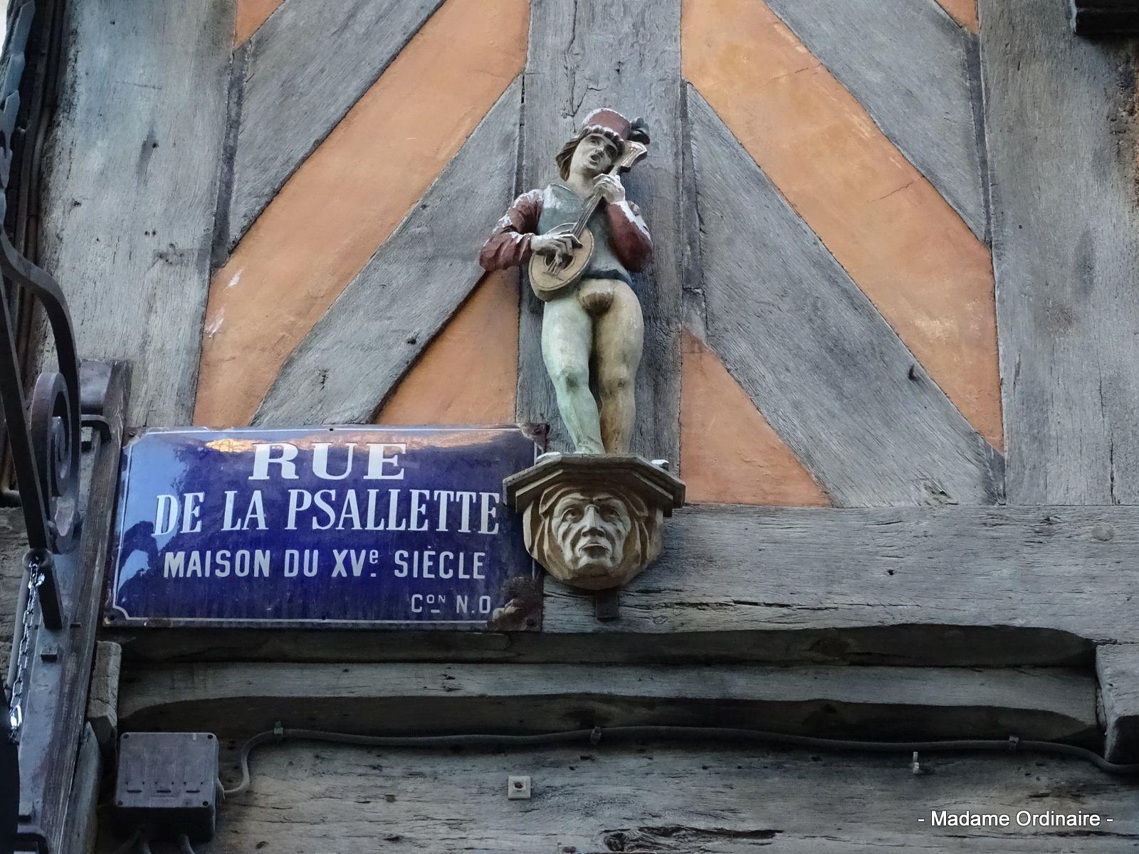 Un week-end à Rennes