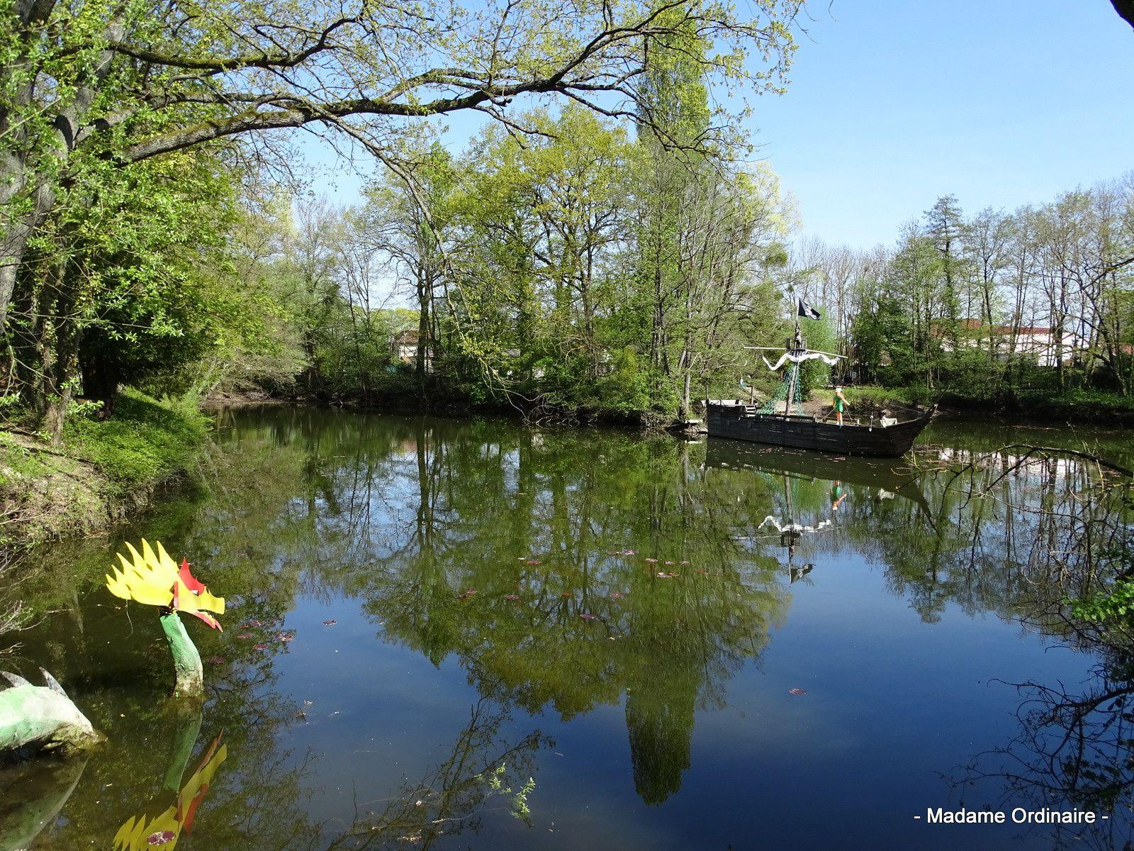 Flânerie au Parc de Fouchy