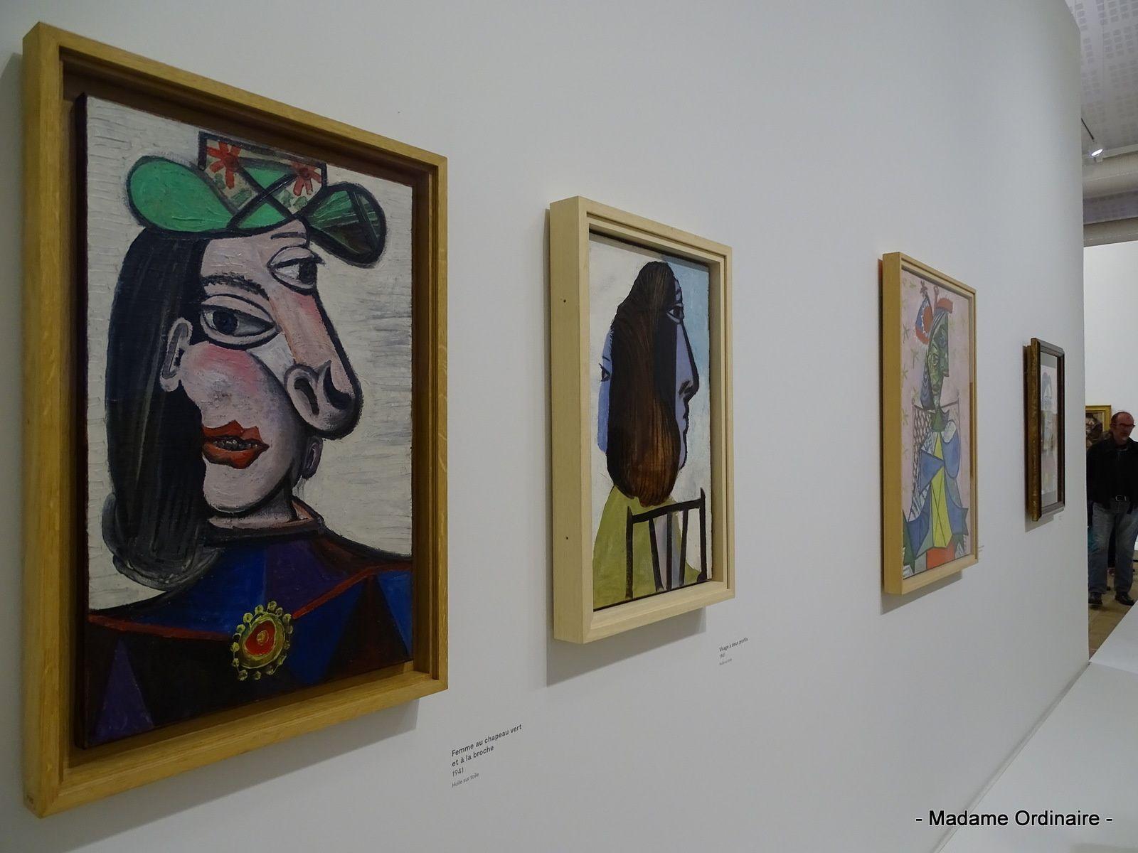L'exposition Picasso à Landerneau