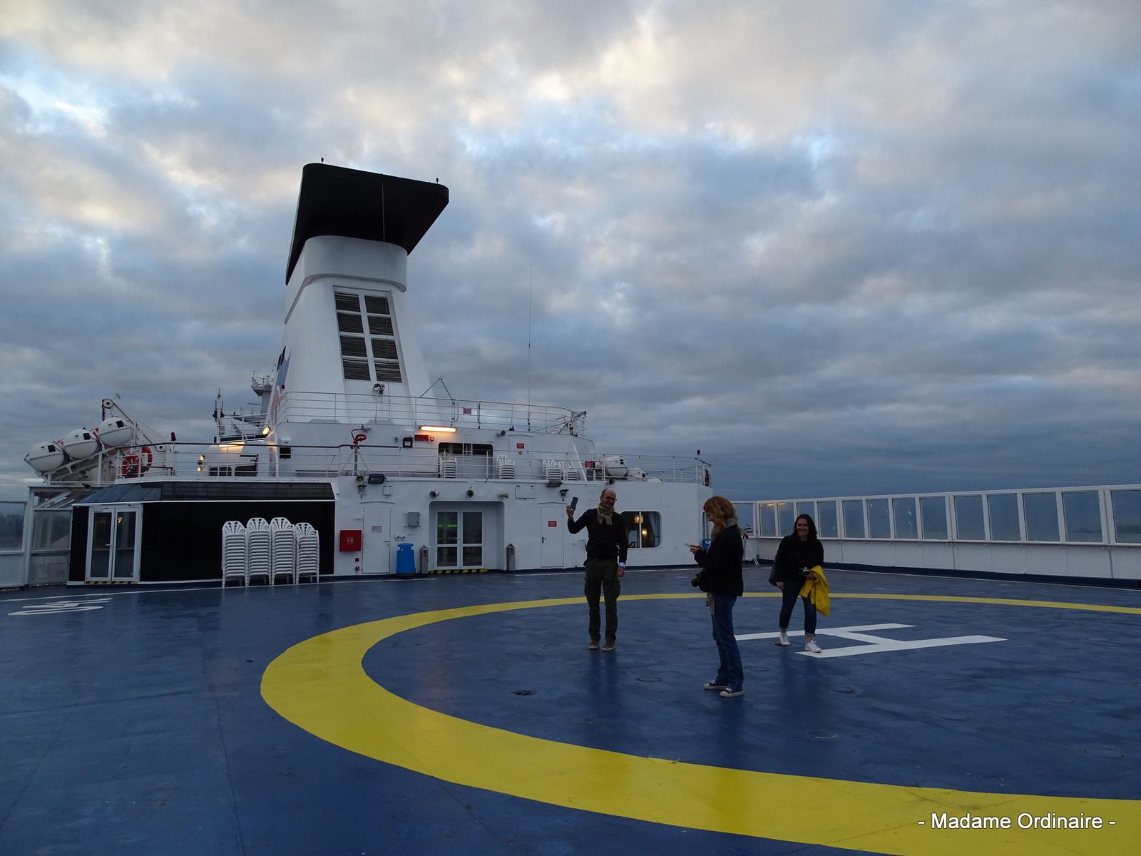 Londres avec Brittany Ferries