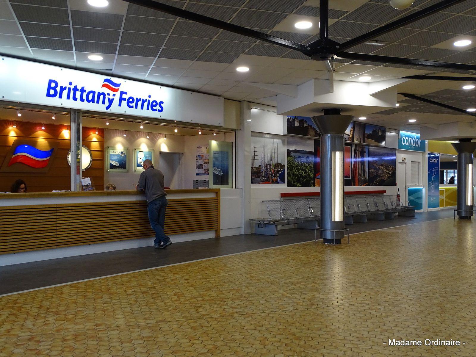 Londres avec Brittany Ferries