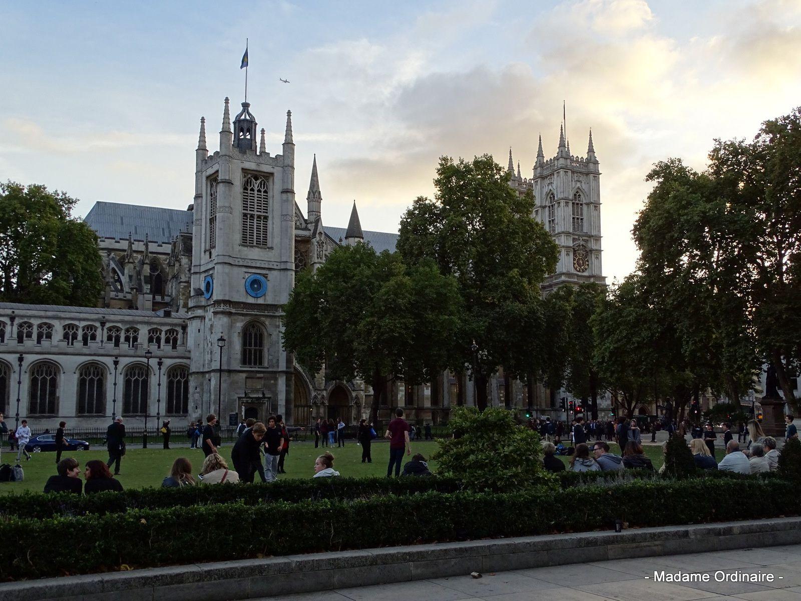 Londres en VO : Manger et Bouger
