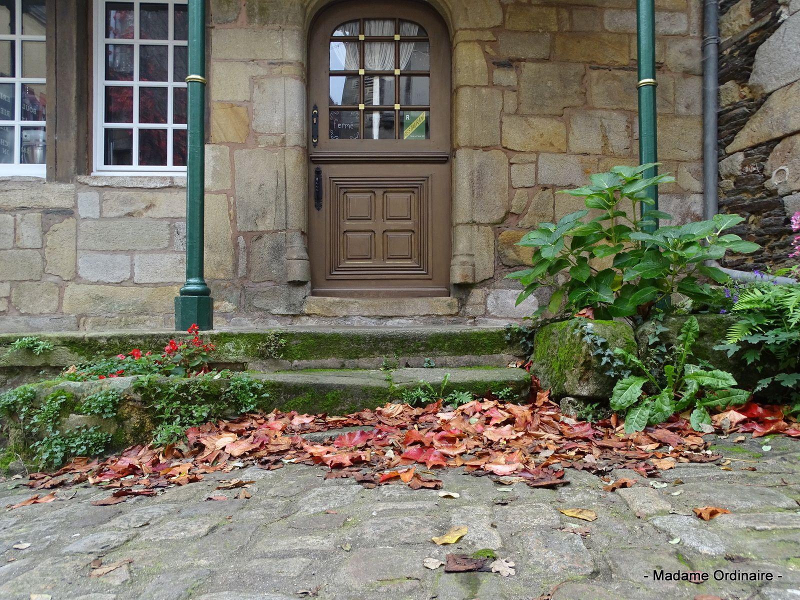 Ambiance mystérieuse à Rochefort-en-Terre