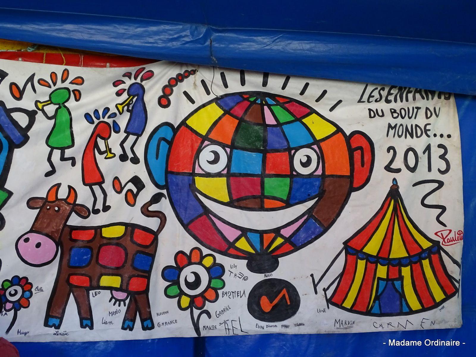 Le 18ème Festival du Bout du Monde