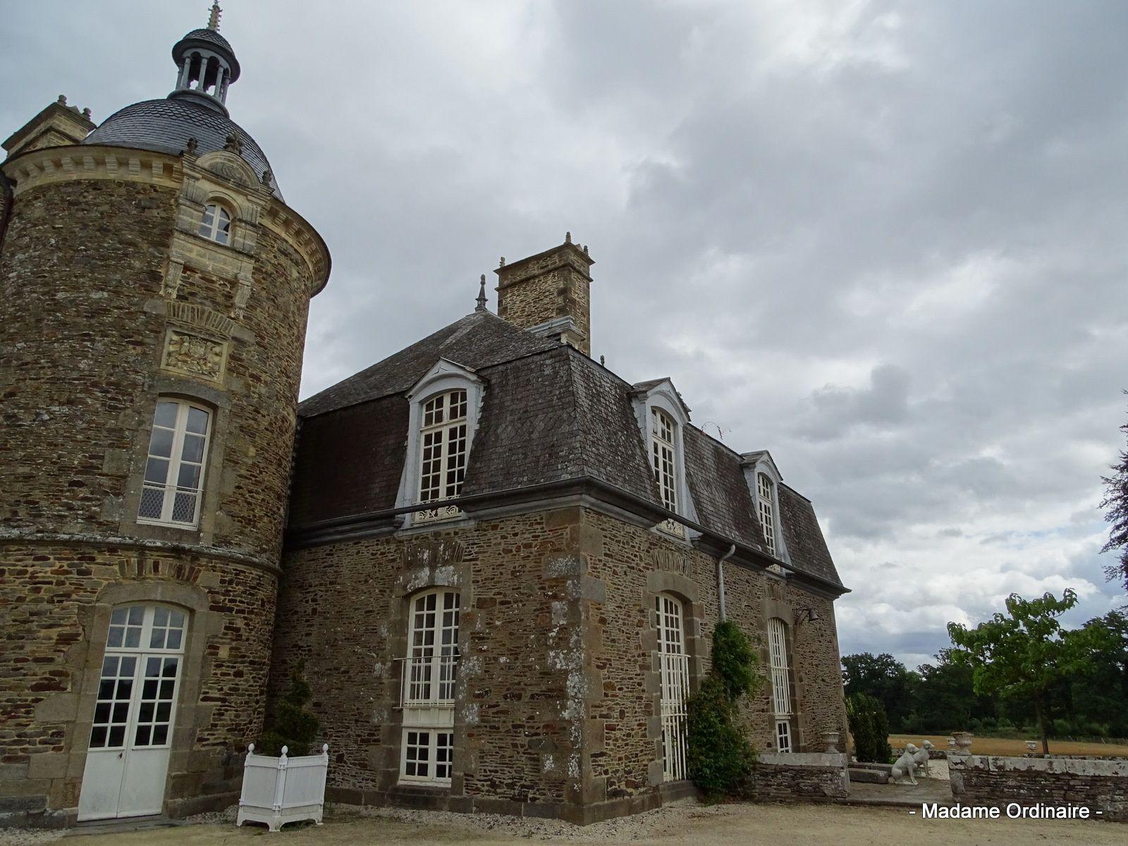 Le Domaine de la Bourbansais