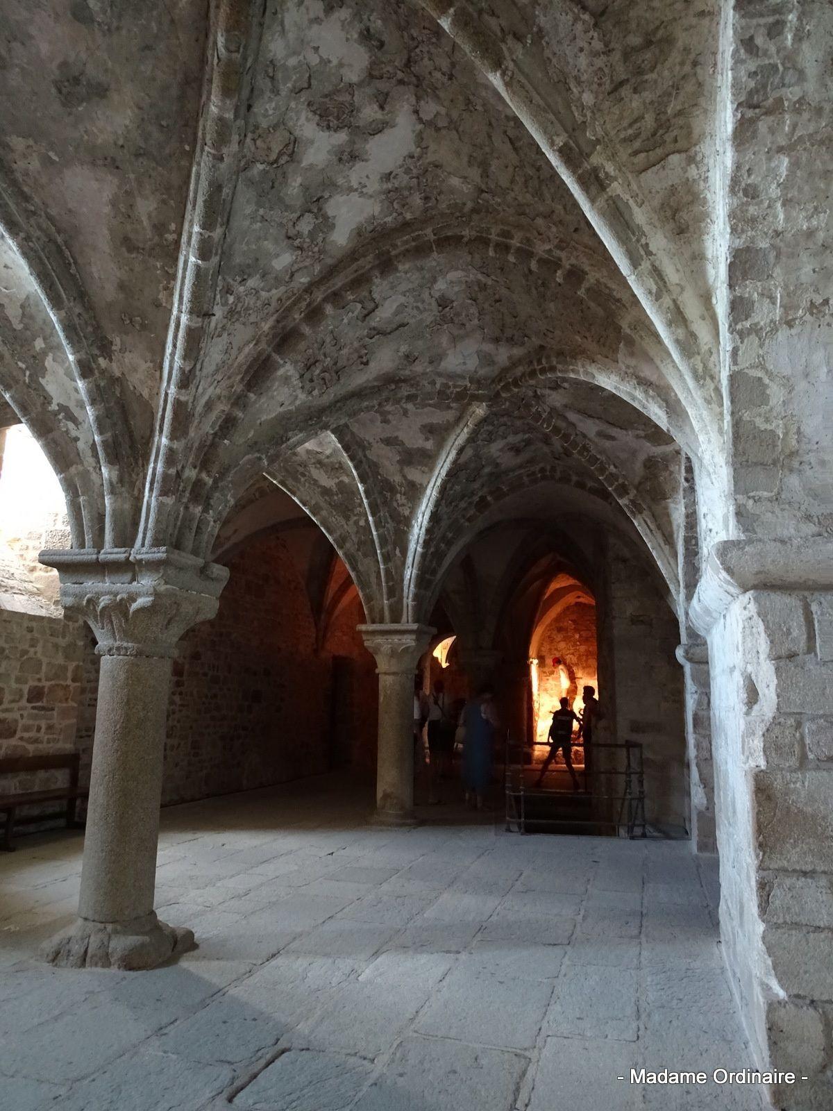 Dix mille pas au Mont Saint-Michel