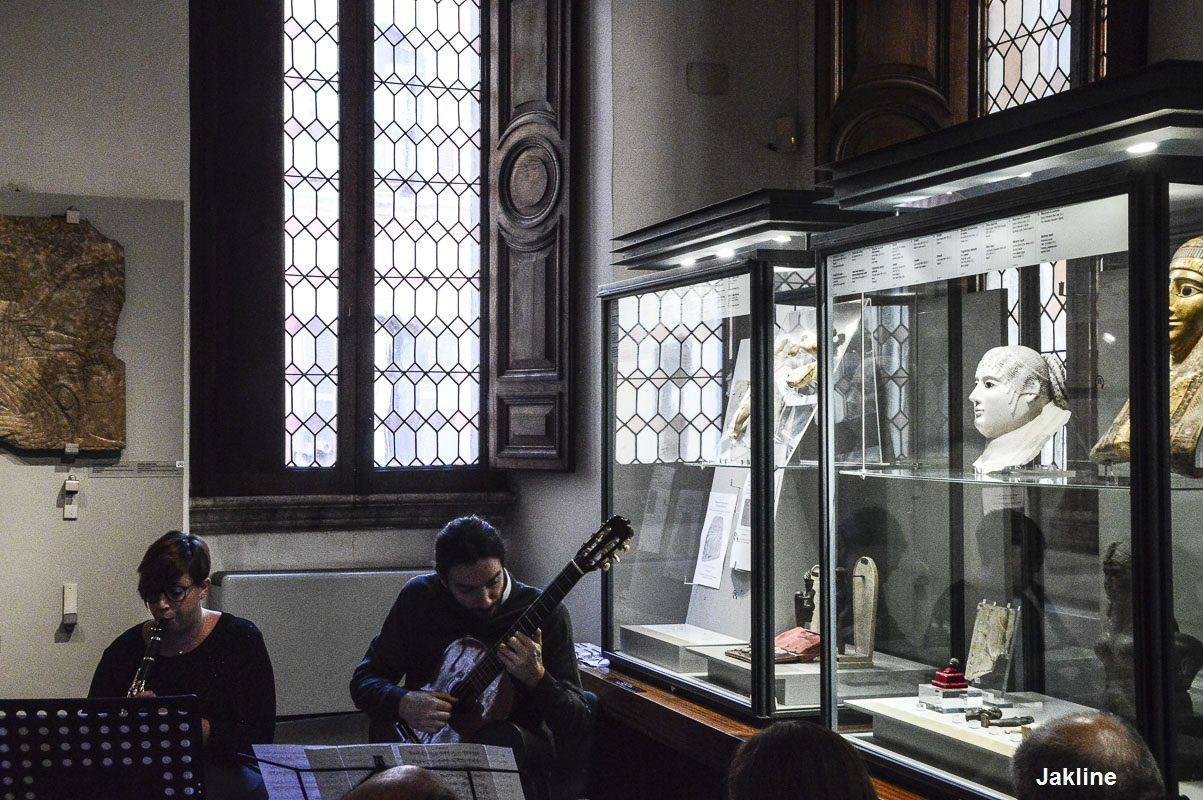Le Musée Barracco