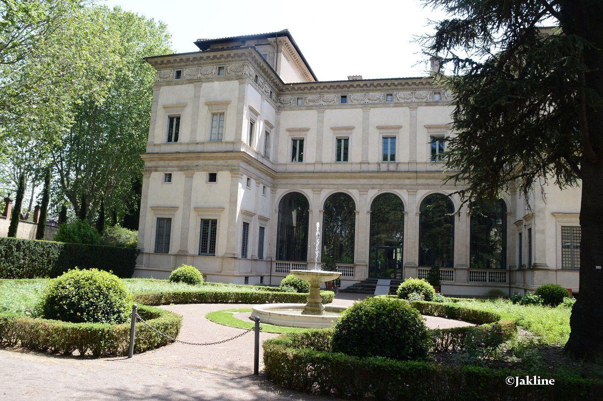 La Villa Farnesina