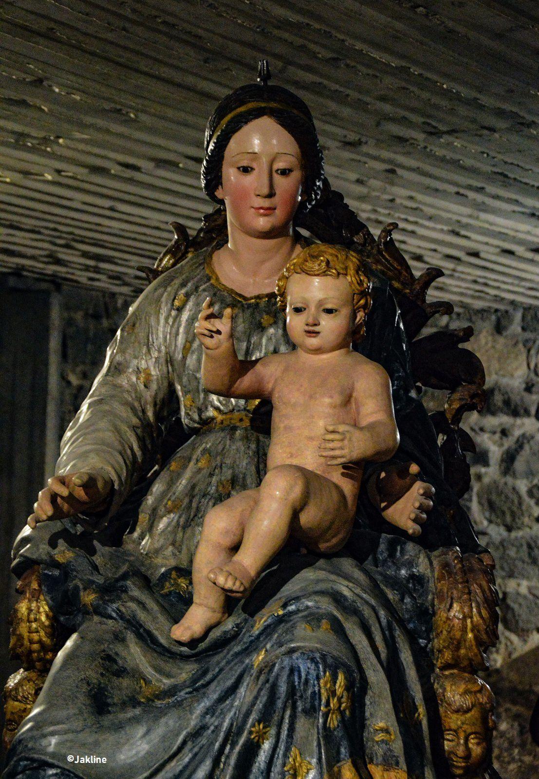 La beauté de l'art religieux sicilien