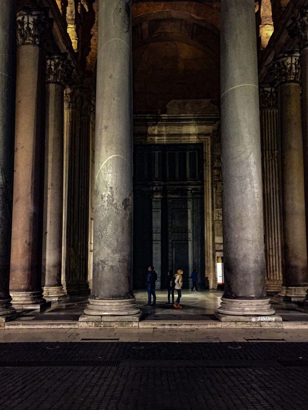 Tout autour du Panthéon