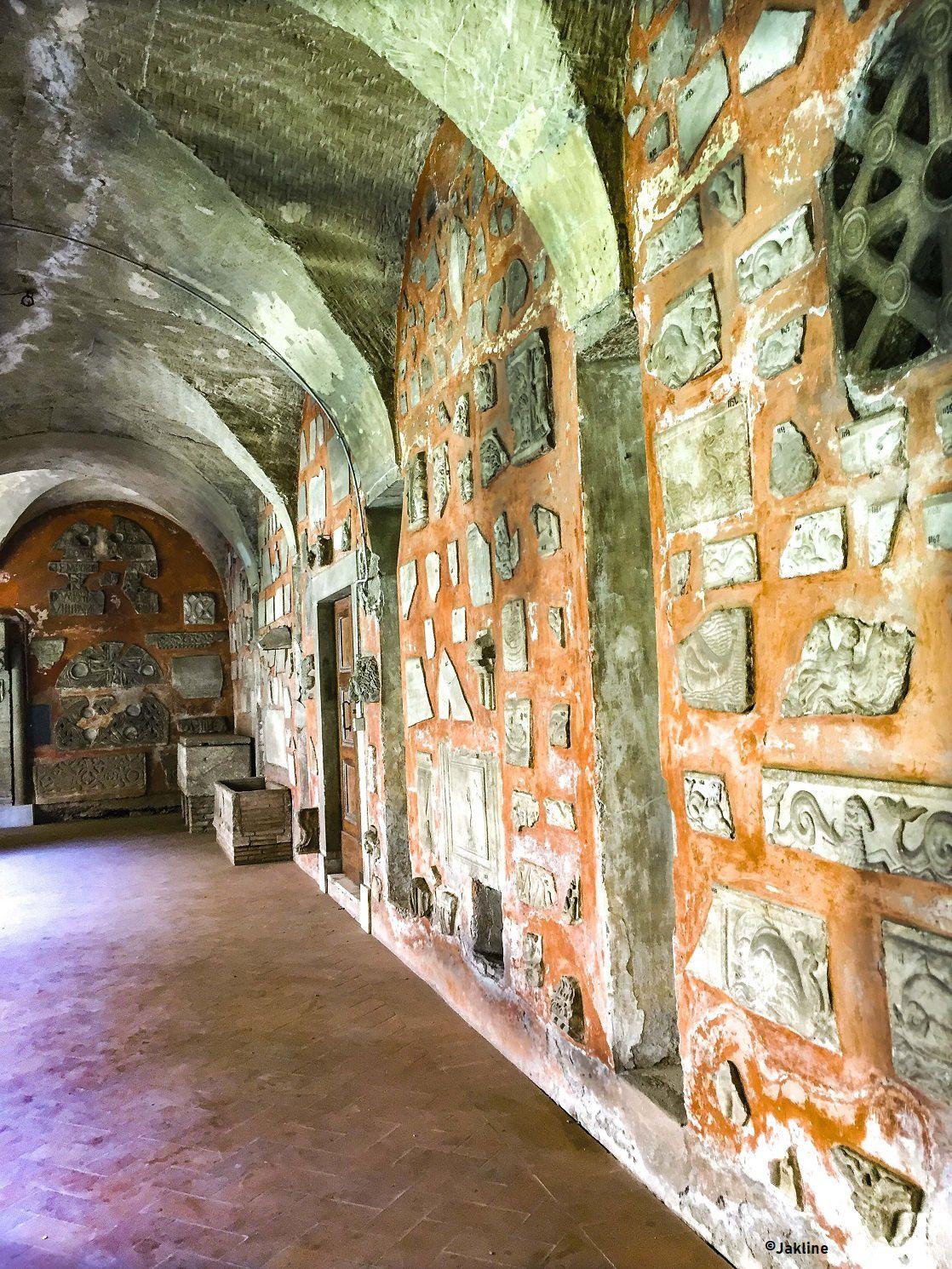 La Basilique de Saint Laurent hors les murs