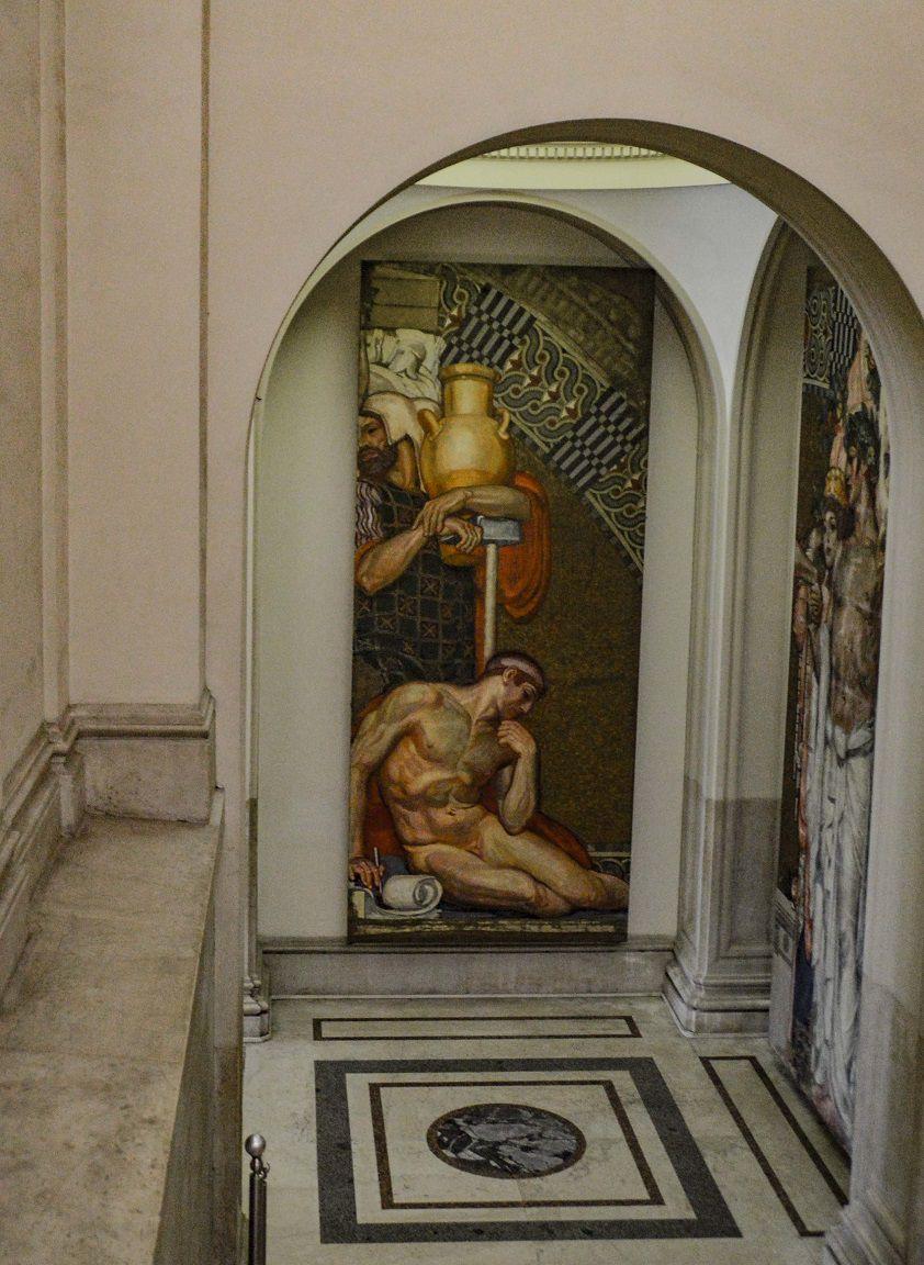 Le monument à Victor Emanuel (2)