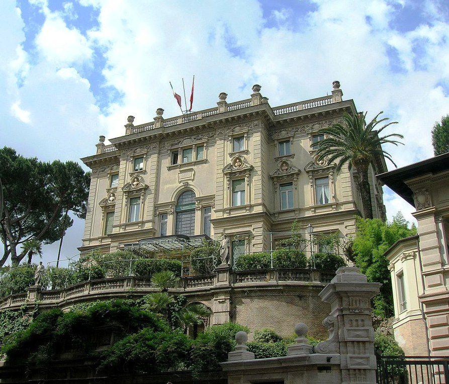 Rome, l'Institut culturel suisse