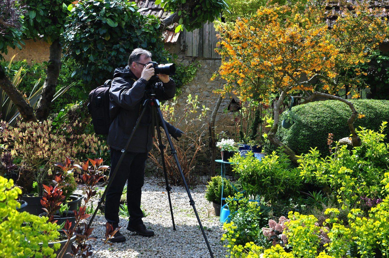 La photographie, relais de l'émotion au jardin ?