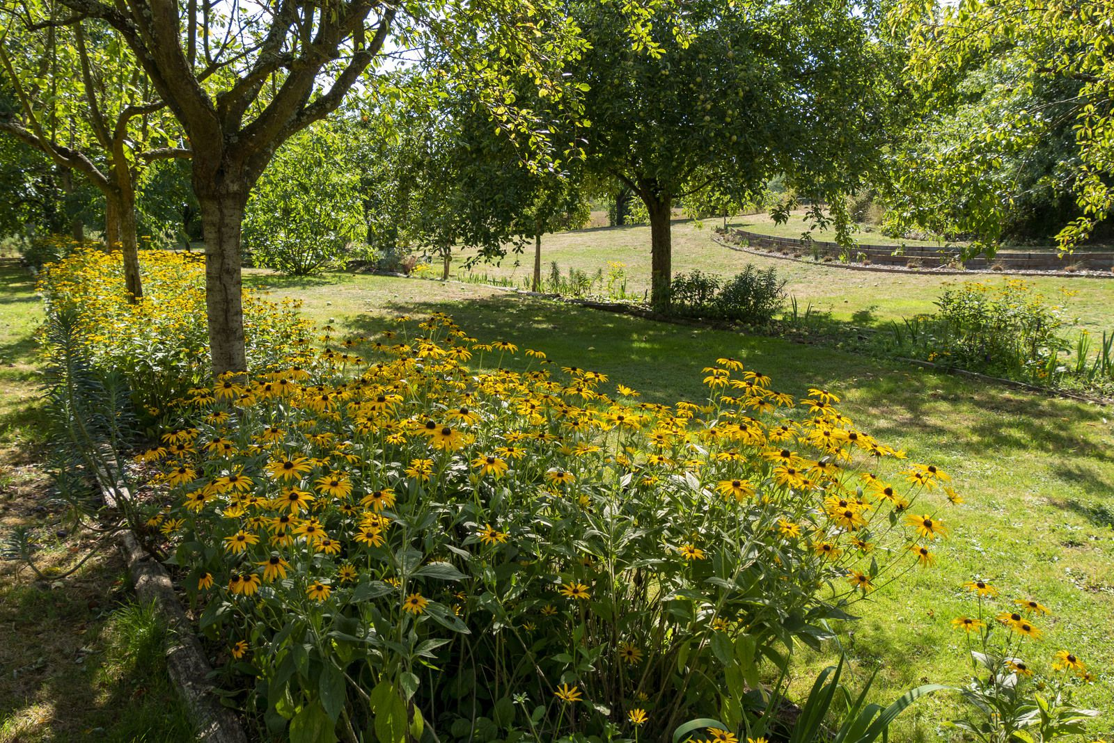 Le jardin de Marie, un jardin où l'on se sent bien !