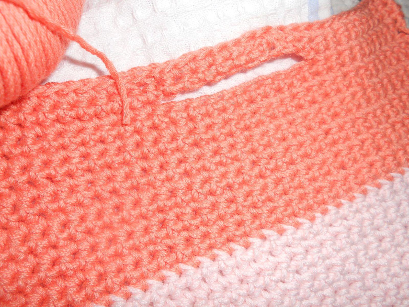 Mini sac au crochet