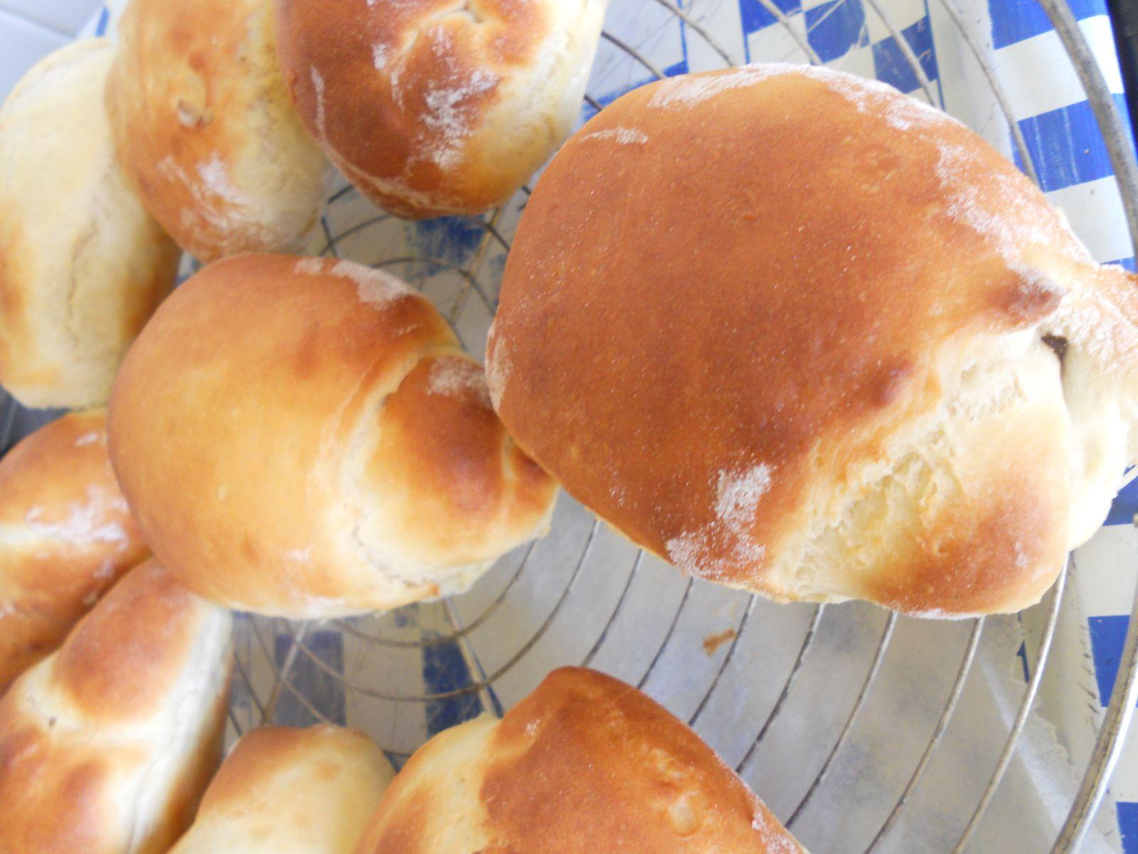Petits pains au lait à ma façon