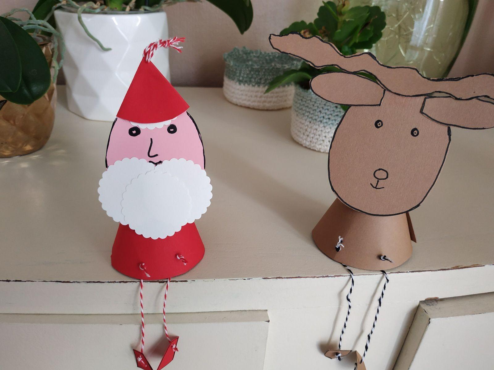 Petites décorations pour Noel