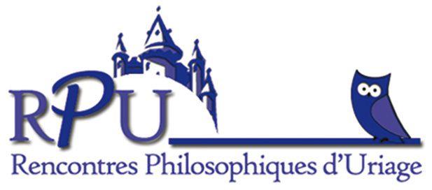 Rencontres Philosophiques d'Uriage - 2017