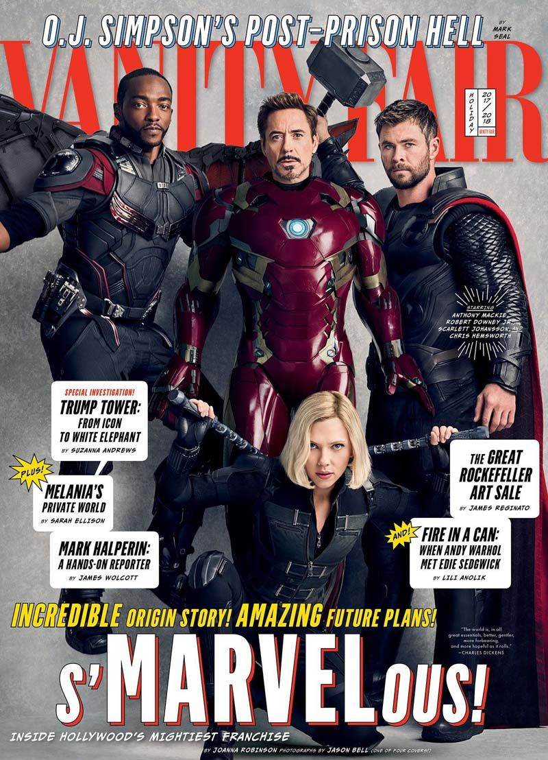 Avengers Infinity War_Couverture 3