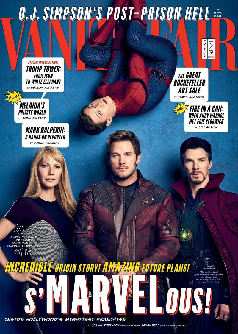 Avengers Infinity War_Couverture 4