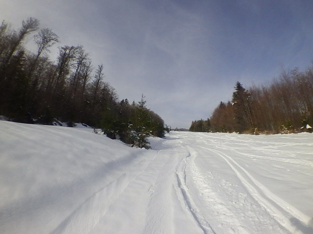 2019: Skier sur des œufs