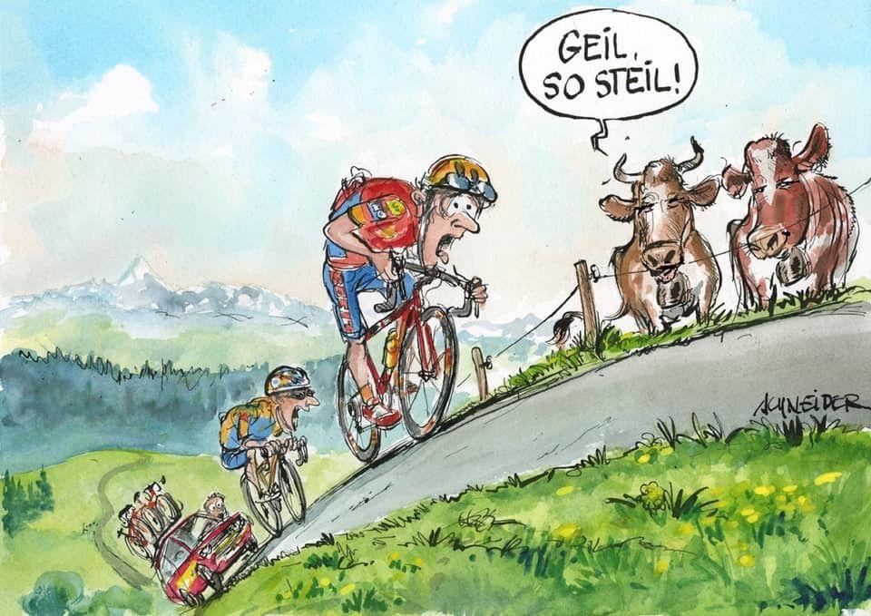 Images Tour de Suisse