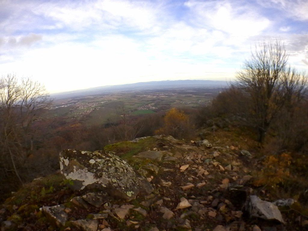 201: Une promenade en montagne