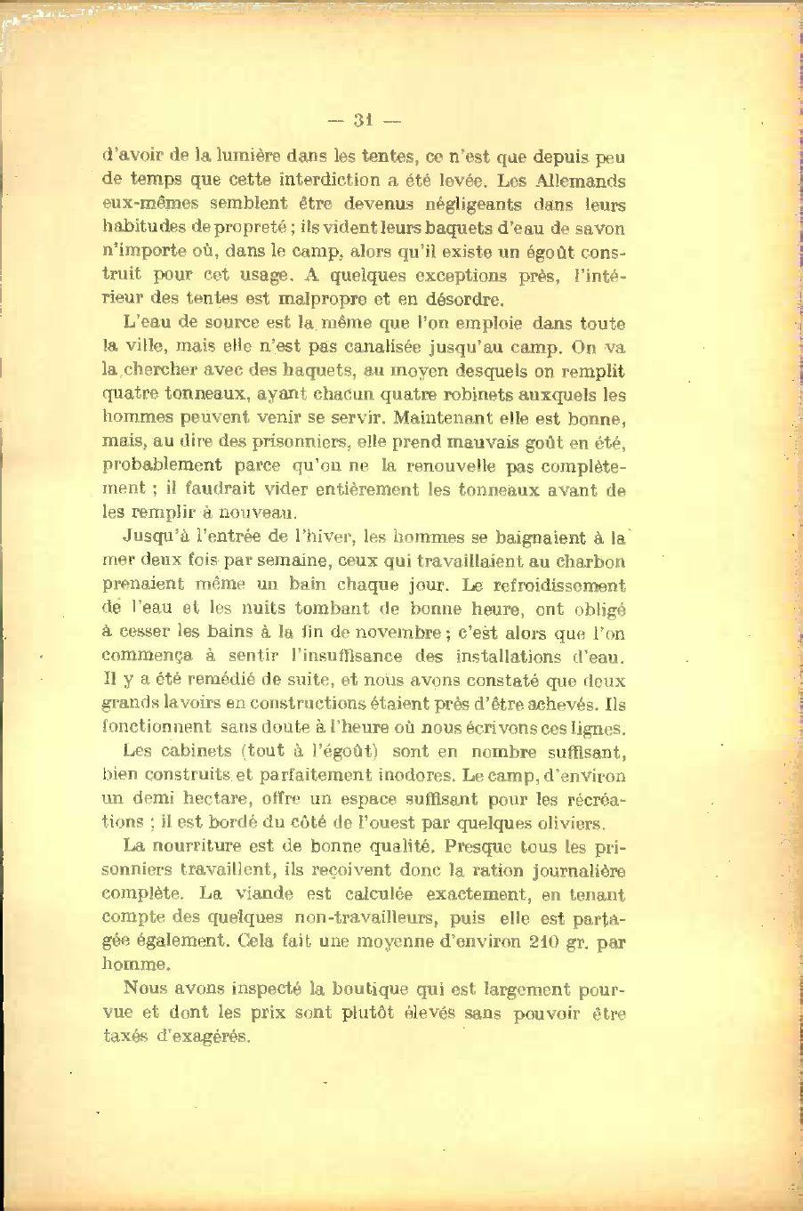 Du pénitencier (1907) au camp de prisonniers de guerre (1916) à Ferryville ?