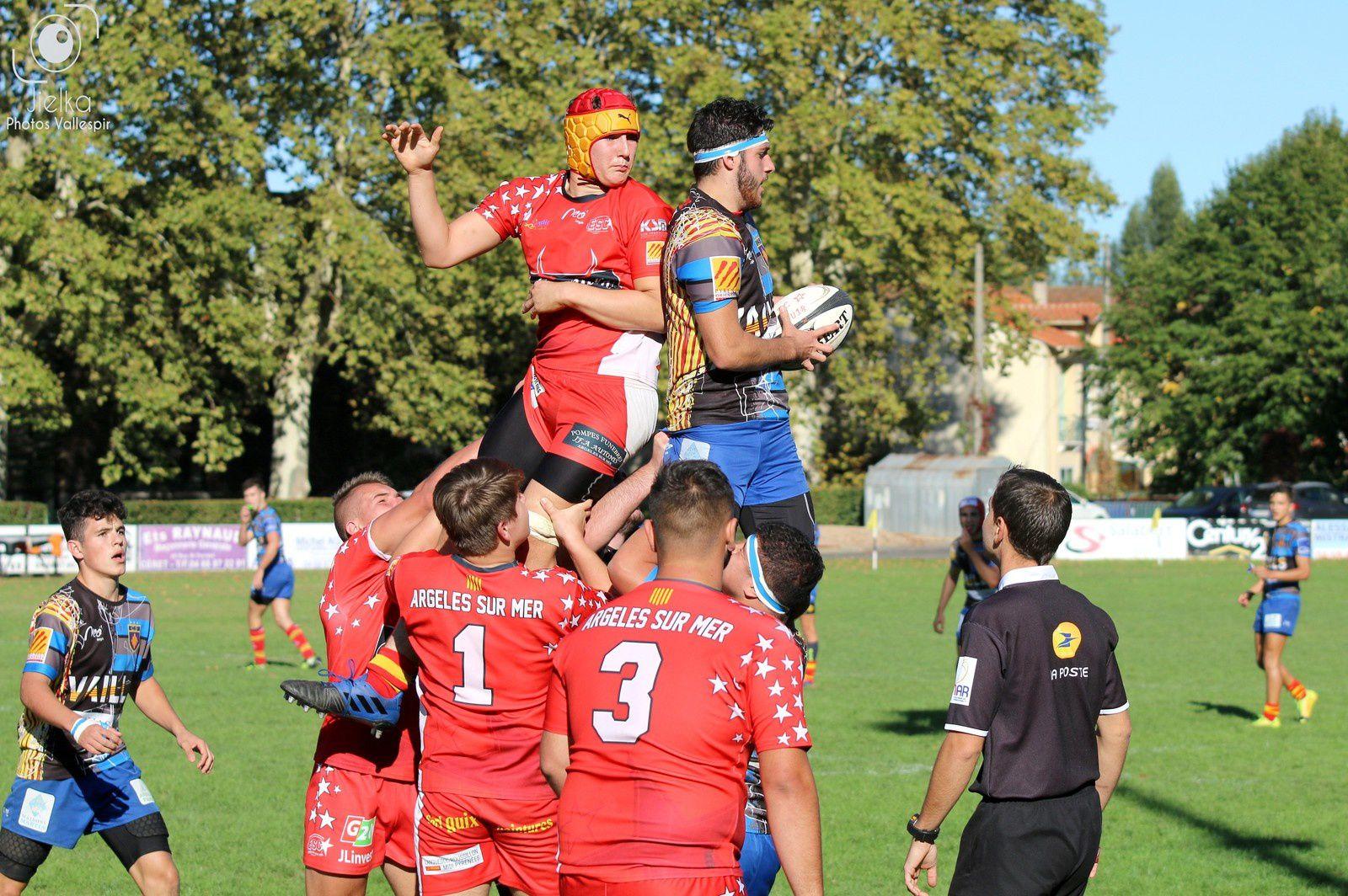 CÉRET - ARGELÈS (juniors Balandrade)