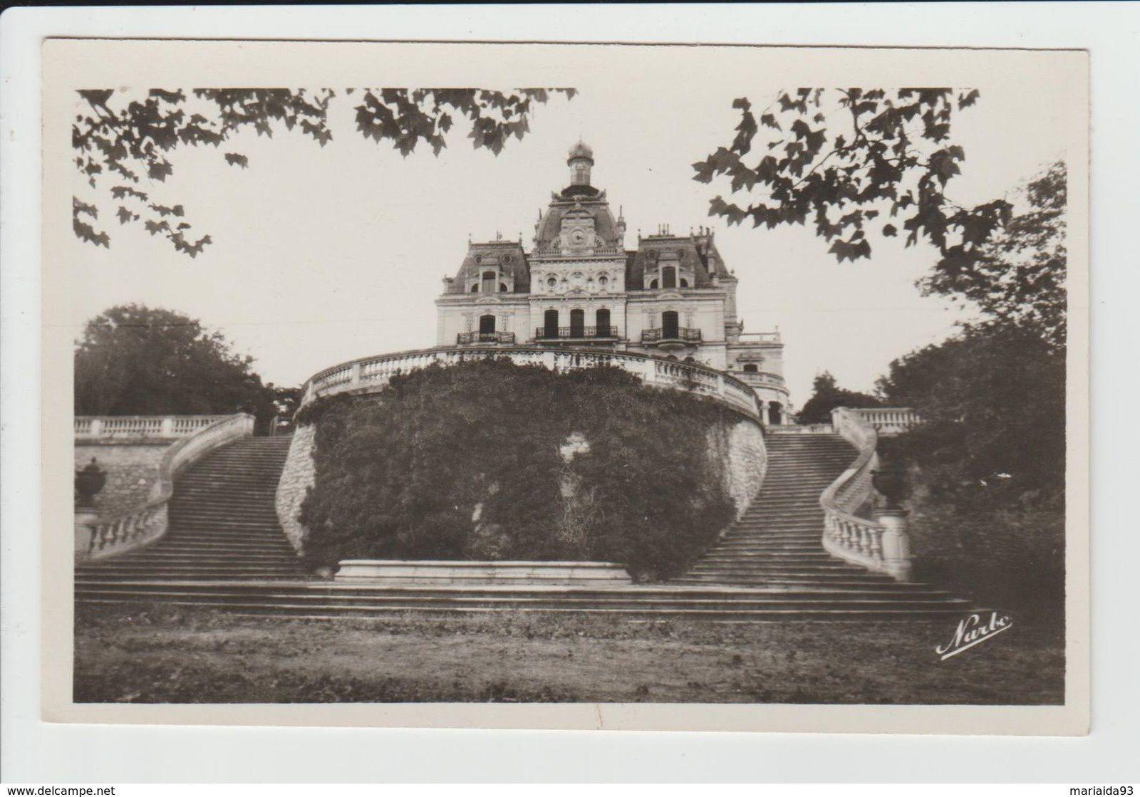 CÉRET (Le château d'Aubiry)