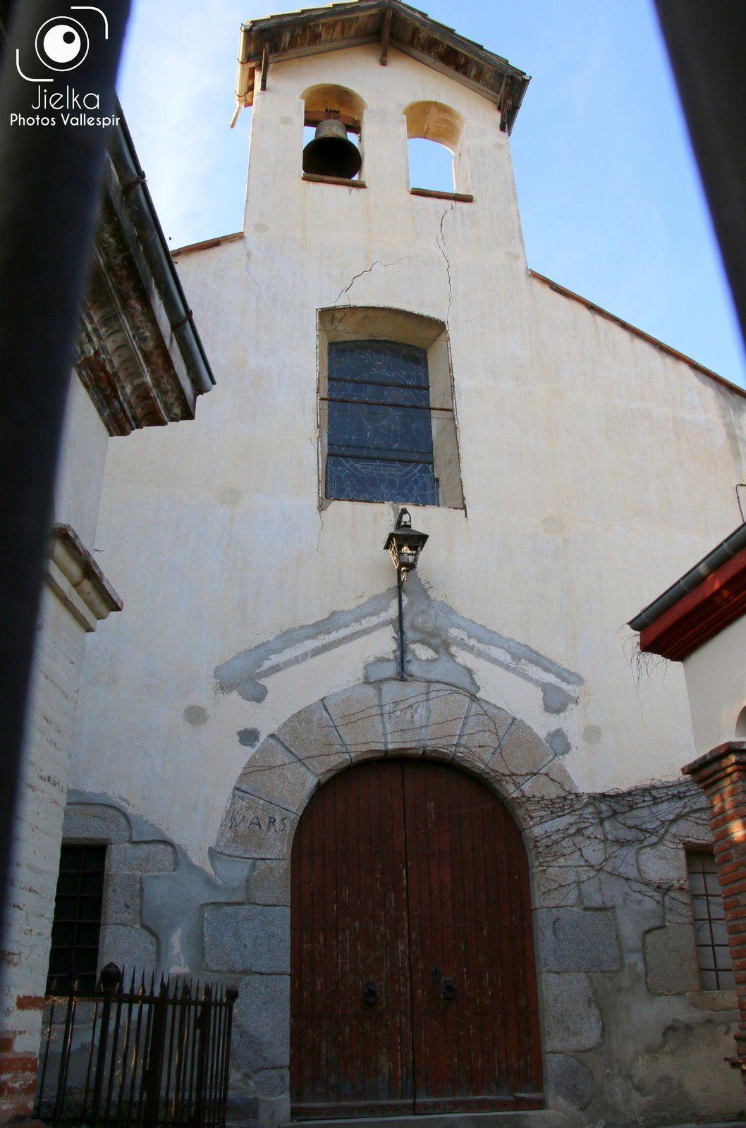 la chapelle du Rosaire.