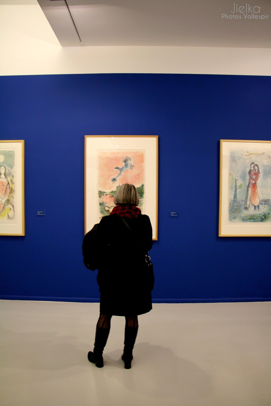 MARC CHAGALL A CERET