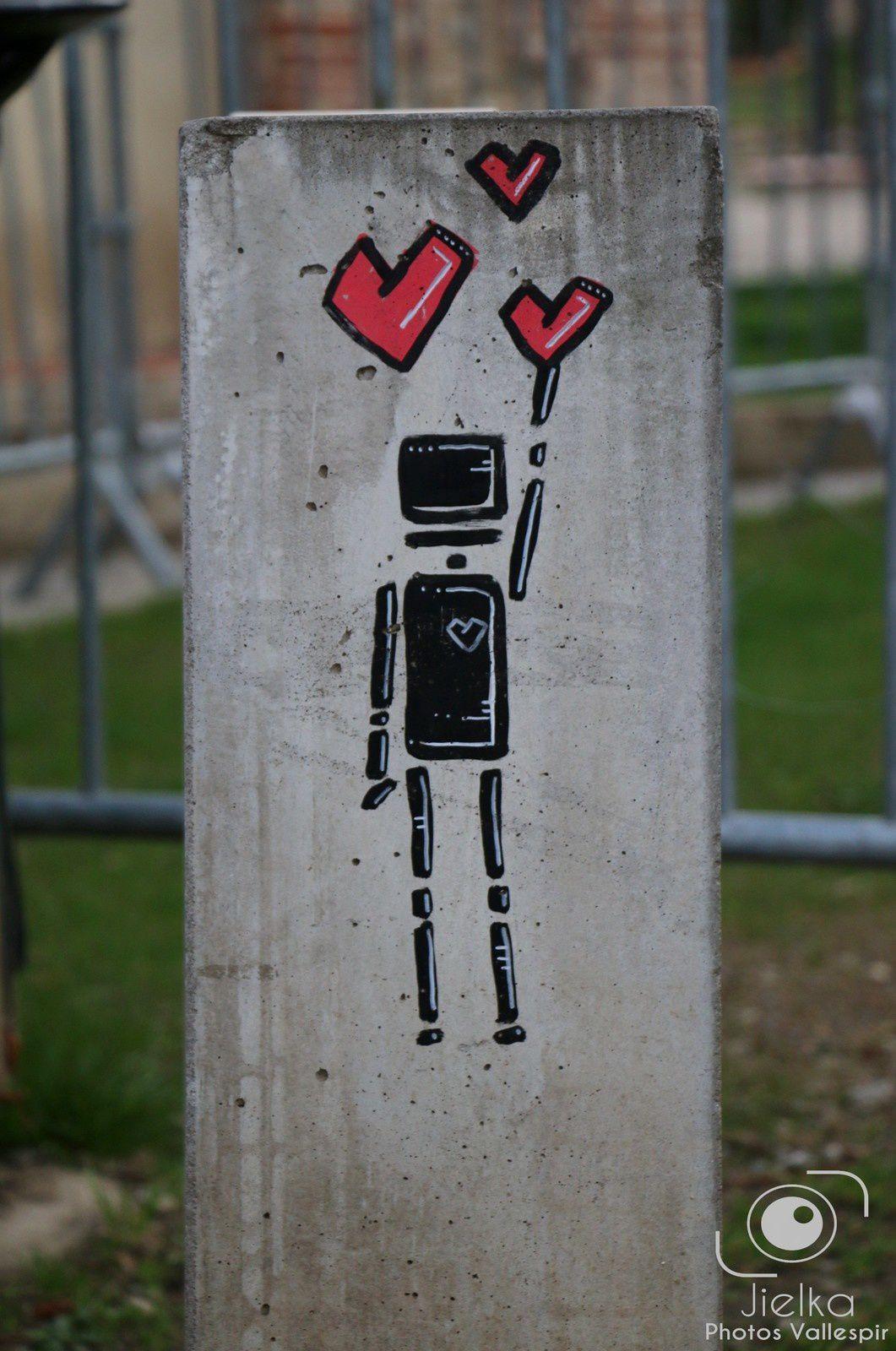 LE STREET ART DANS LES RUES DE CÉRET