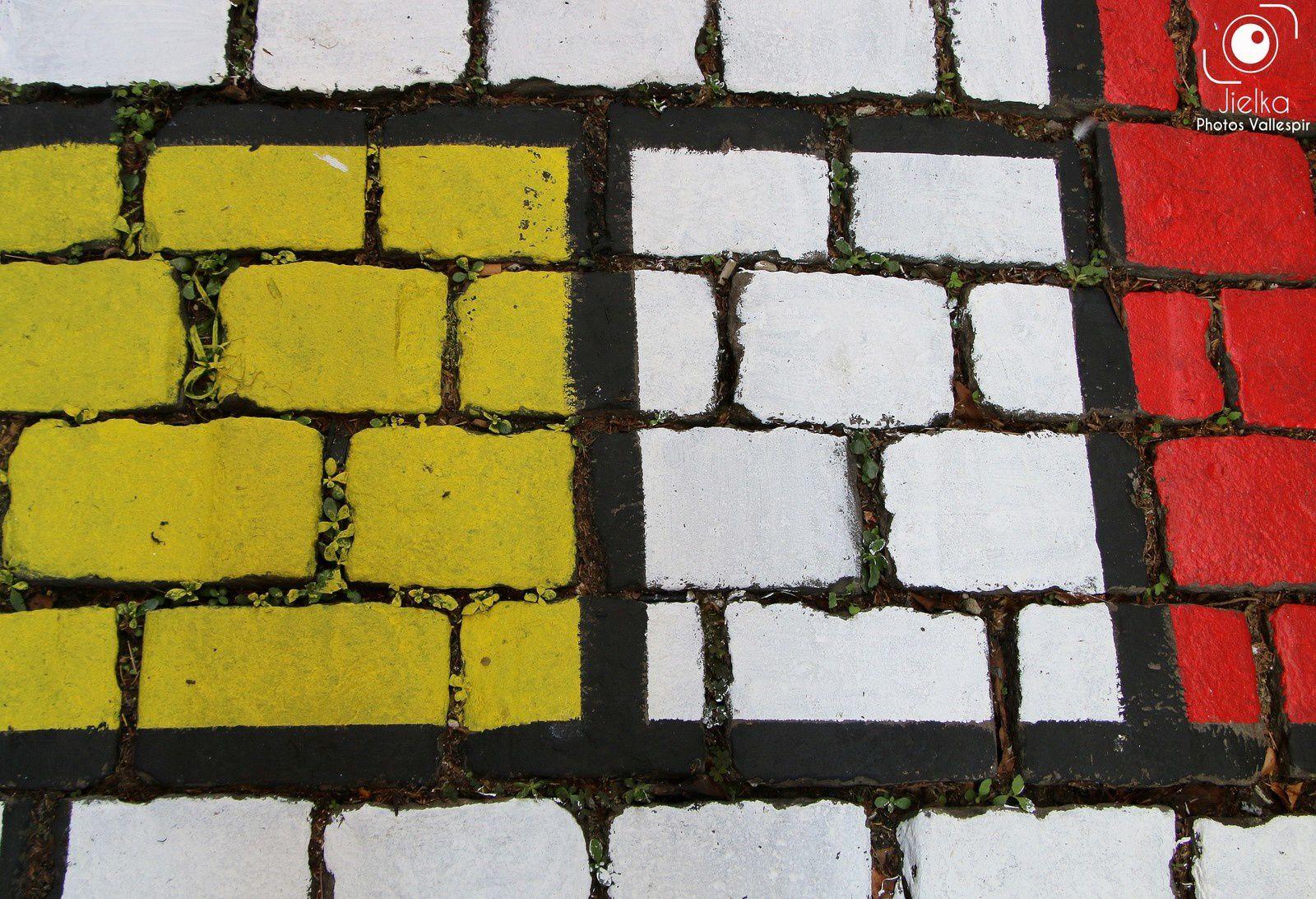 Céret, l'art descend dans la rue