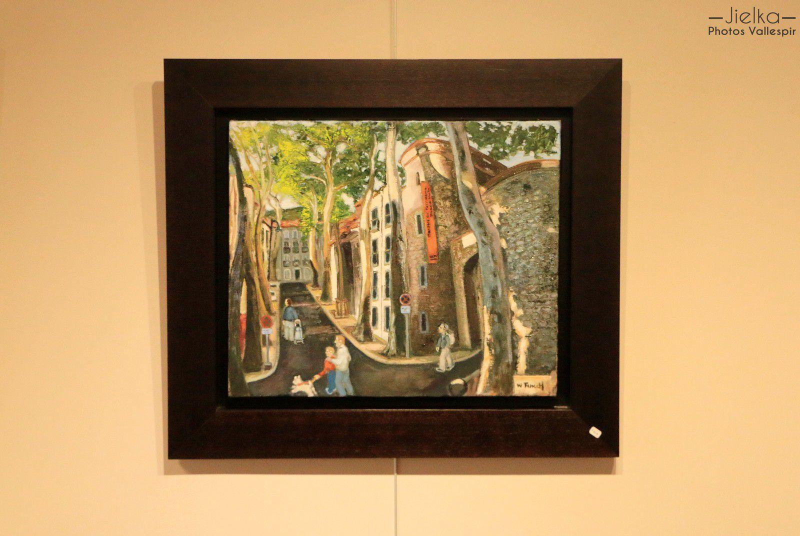 Une petite visite de la galerie à Céret s'impose pour les amoureux de la belle peinture .
