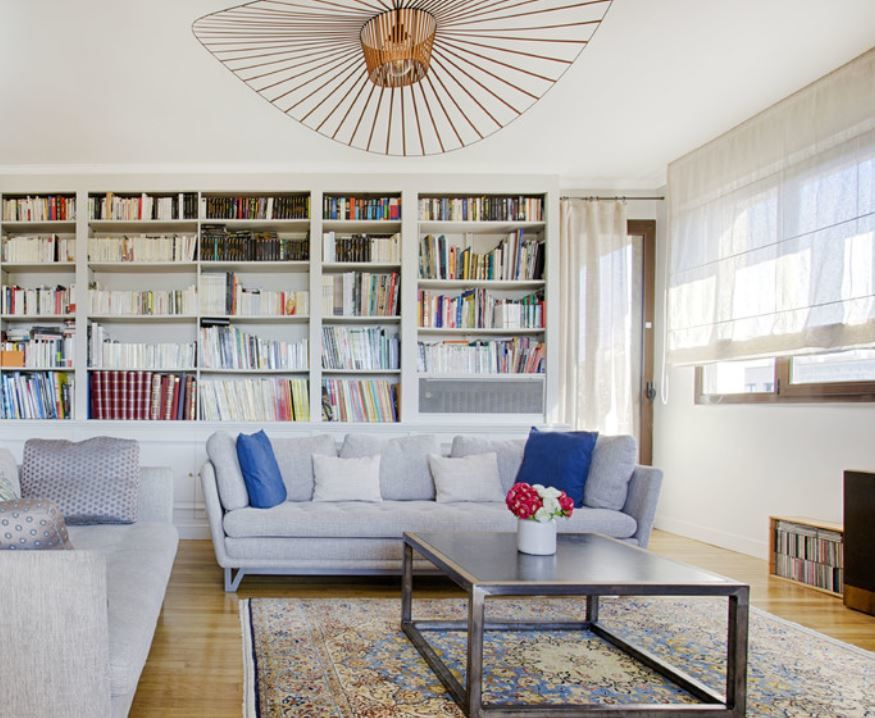 Rénovation d'un appartement à Saint Cloud