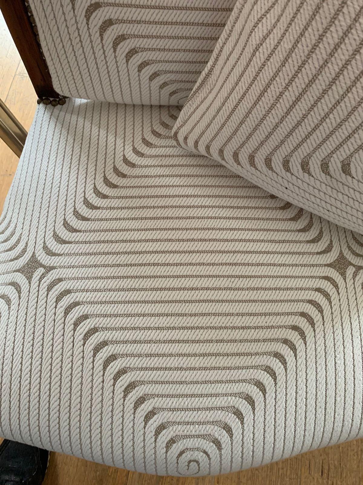 Magnifique tissu cordage de Pierre Frey