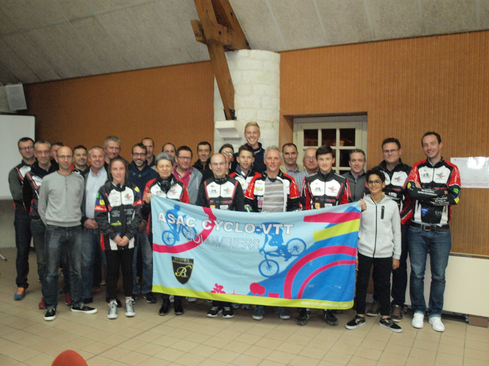 ASSEMBLEE  GENERAL CLUB ASAC COLOMBIERS 86