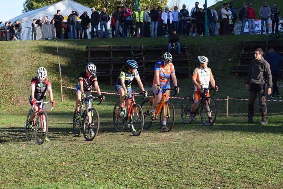PHOTOS / CHAMPIONNAT DÉPARTEMENTAL CYCLO CROSS A BRIE 16 LE 4 NOVEMBRE 2018
