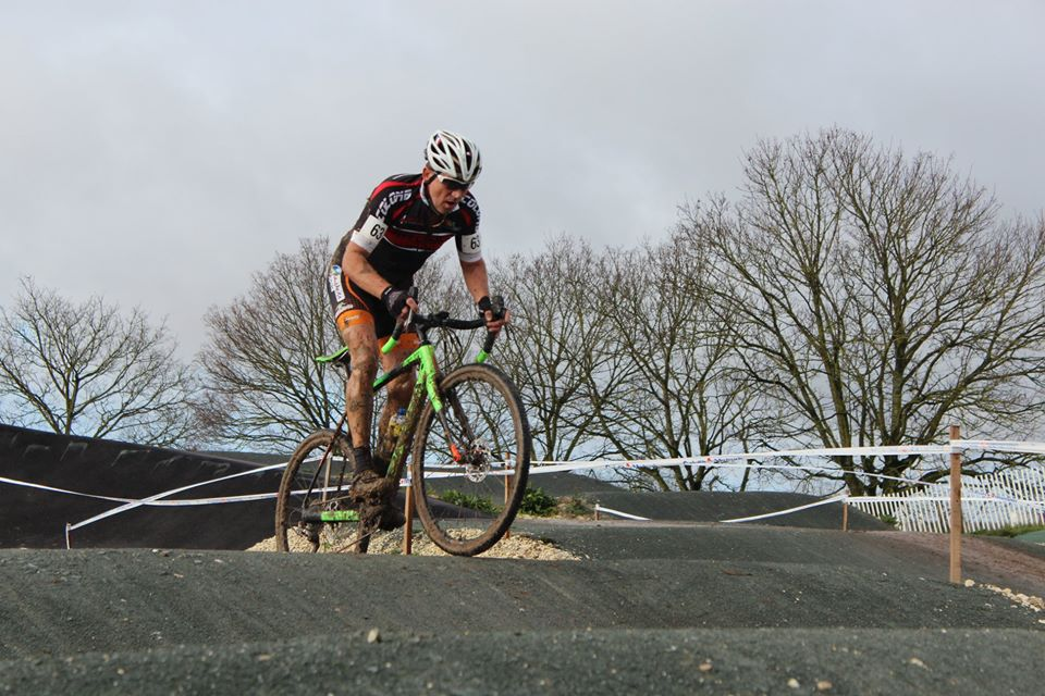 PHOTOS NATIONAL CYCLO CROSS 1 ET 2 FEVRIER 2020 ST JEAN D4ANGELY