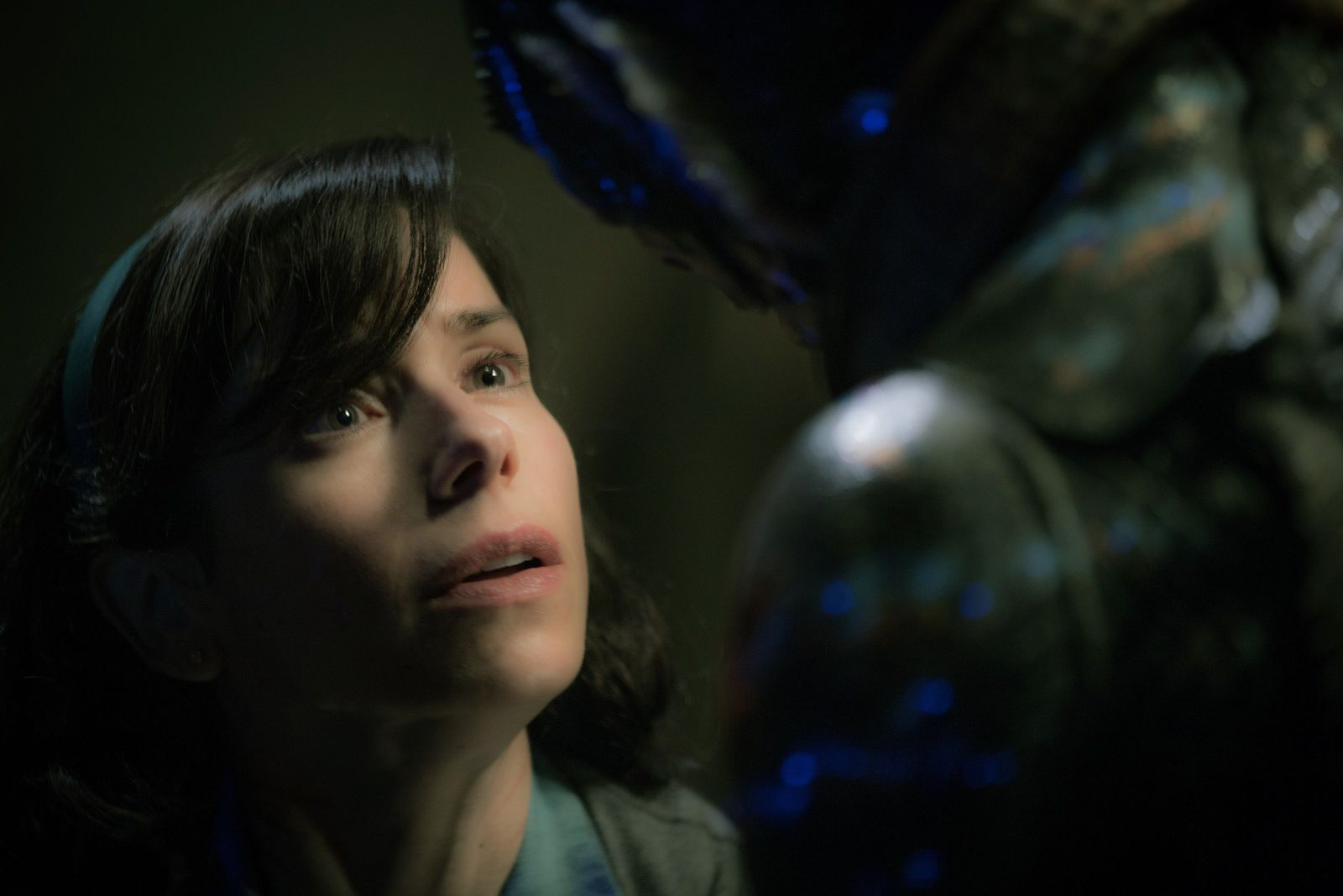 La forme de l'eau - the shape of water - photo - Guillermo del Toro