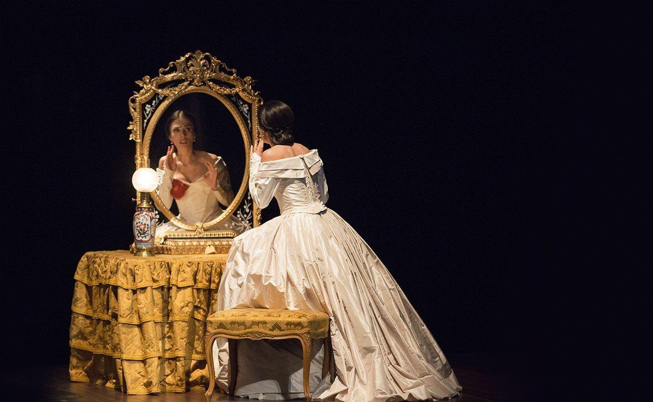 La Traviata - Opéra de Paris mise en scène Benoît Jacquot - Ermonela Jaho