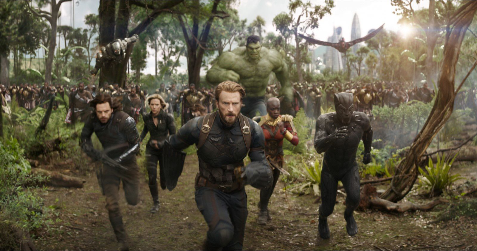 Avis ciné : Avengers - Infinity War - Captain America Chris Evans - Black Panther - Scarlett Johansson - le blog d'Akialam