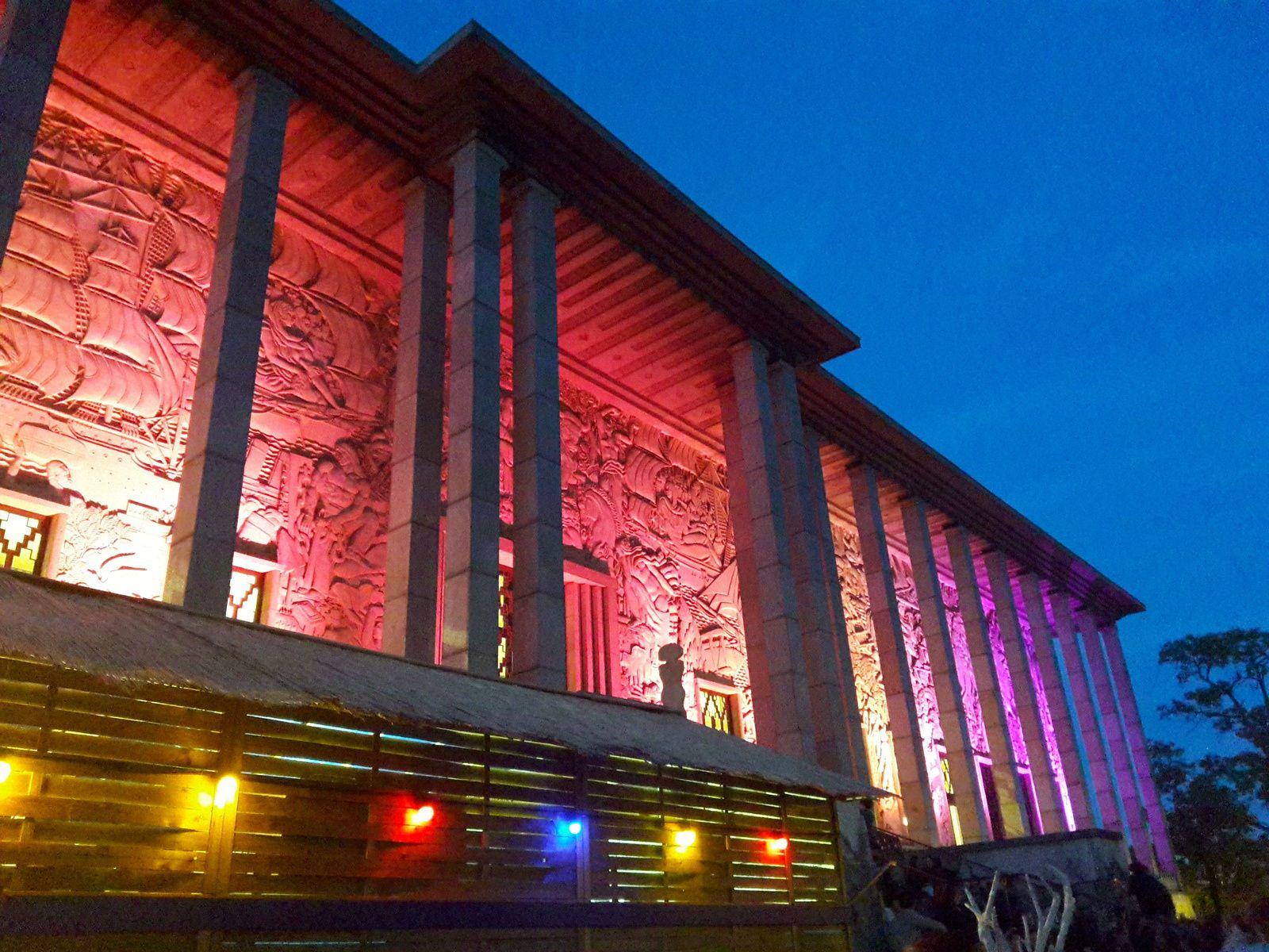 Palais de la porte dorée à Paris - Palazzo terrasse éphémère - Art déco - le blog d'Akialam