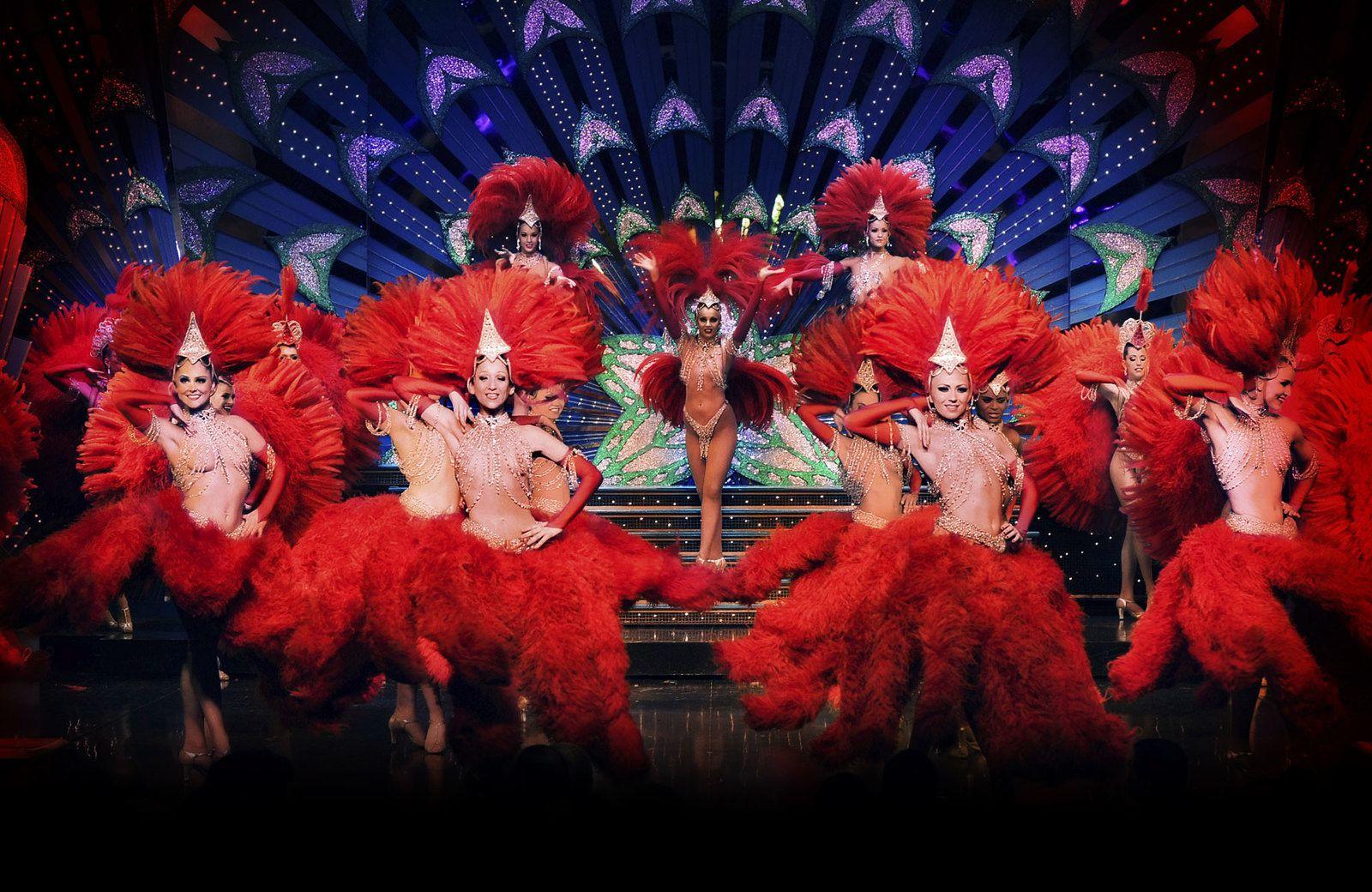 Revue Féérie - Le Moulin Rouge