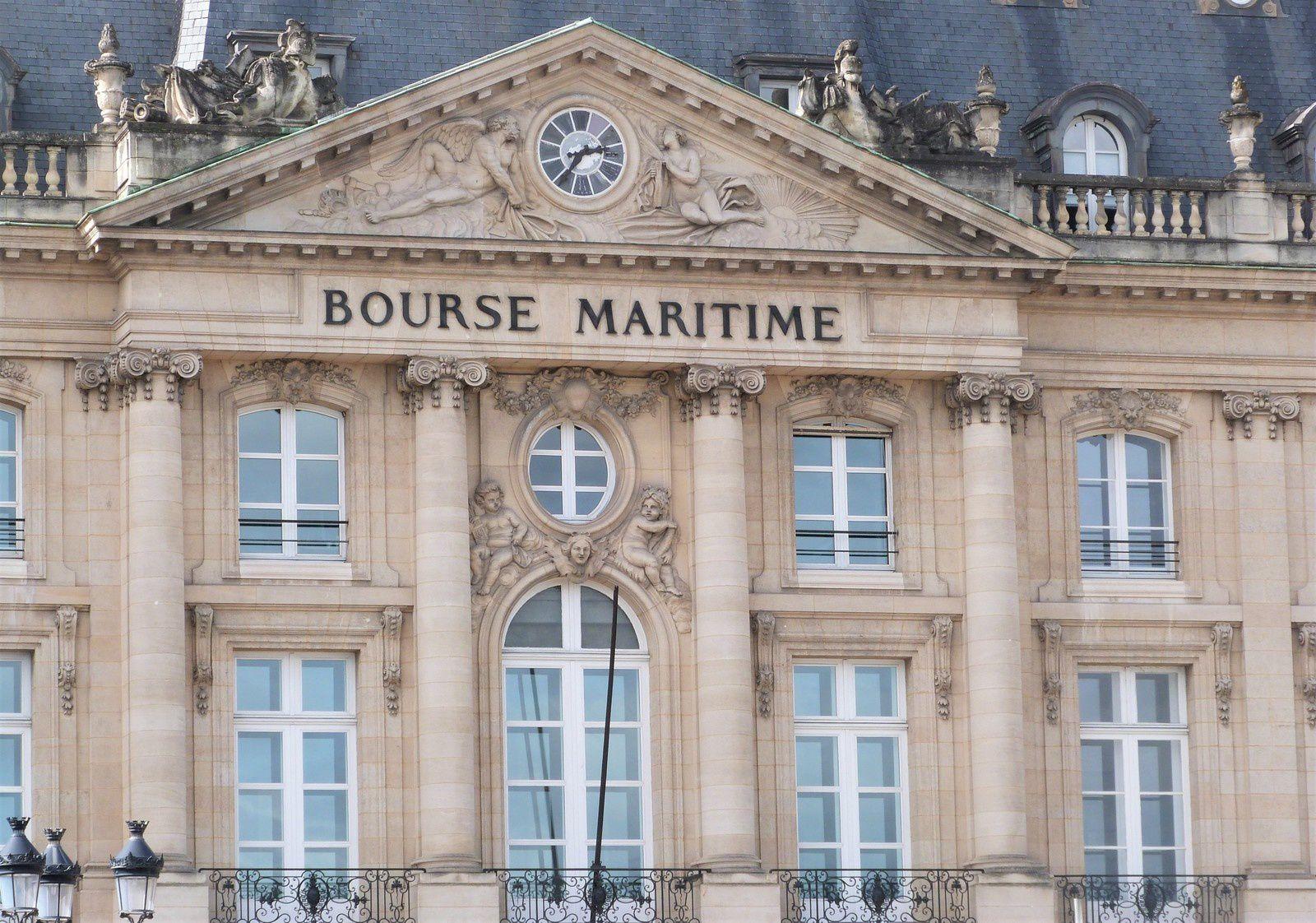 Bourse maritime - Bordeaux