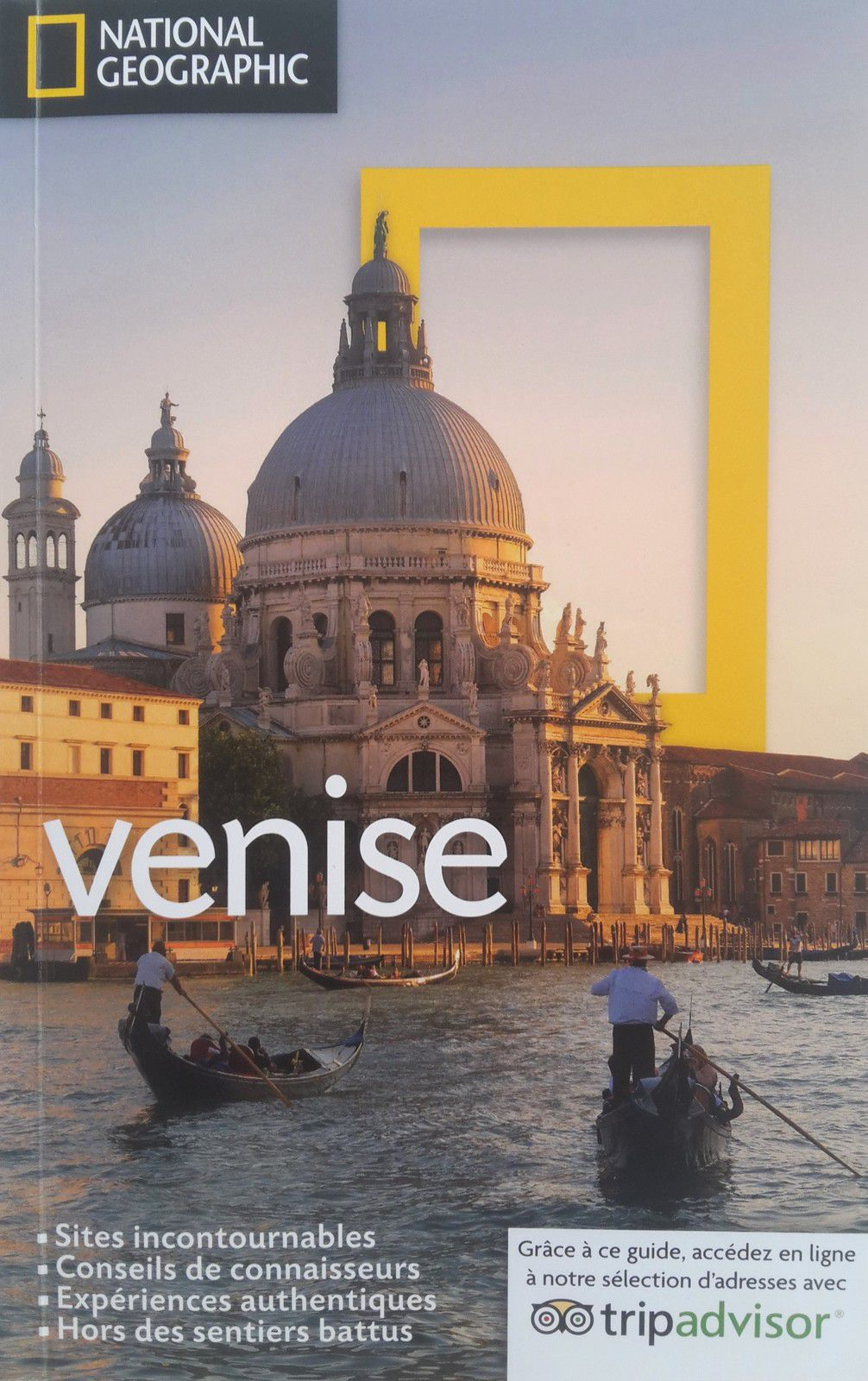 Venise, voyage, guide national geographic